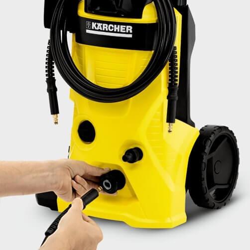 Karcher High Pressure Cleaner K4 Basic