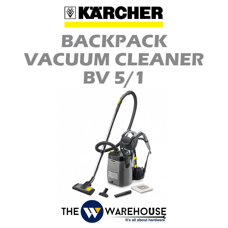 Karcher Backpack Vacuum Cleaner BV 5/1