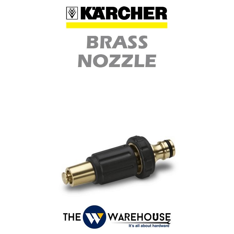 Karcher Brass Nozzle