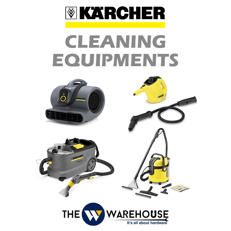 Karcher Cleaning Equipments
