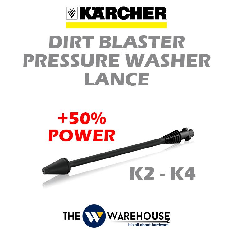 Karcher Dirt Blaster Pressure Washer Lance DB 145