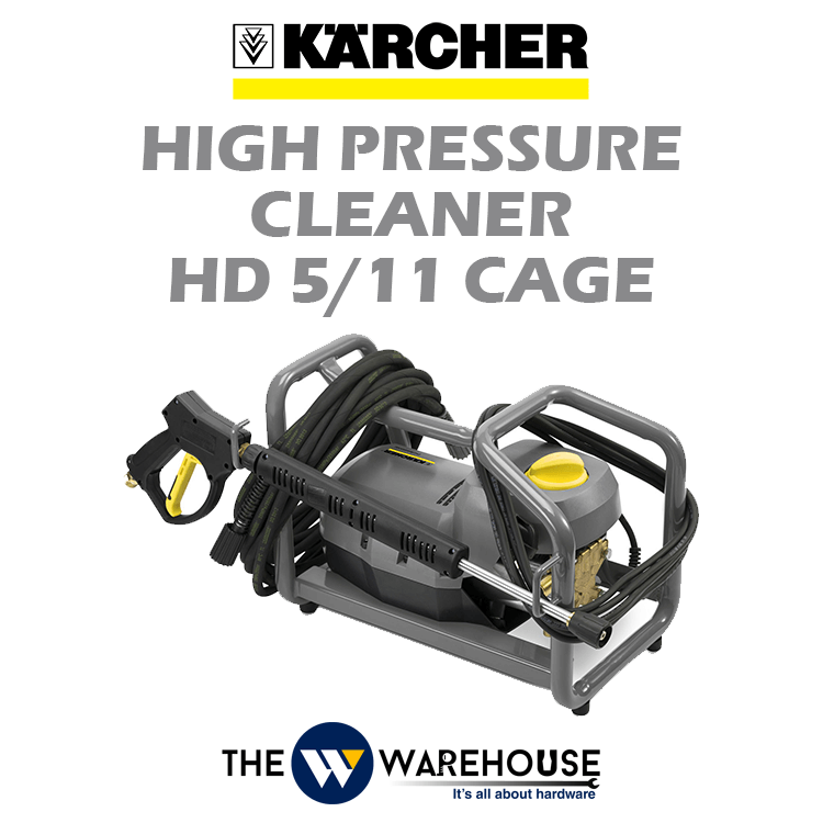 Karcher High Pressure Cleaner HD 5/11 Cage