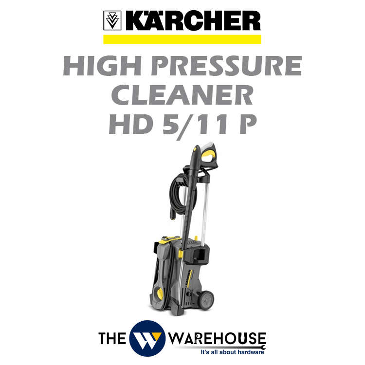 Karcher High Pressure Cleaner HD 5/11 P
