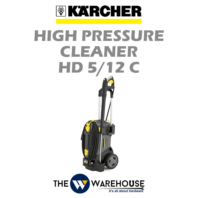 Karcher High Pressure Cleaner HD 5/12 C