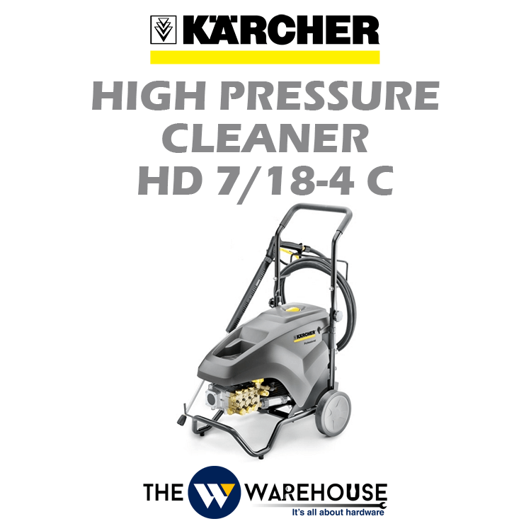 Karcher High Pressure Cleaner HD 7/18-4 C