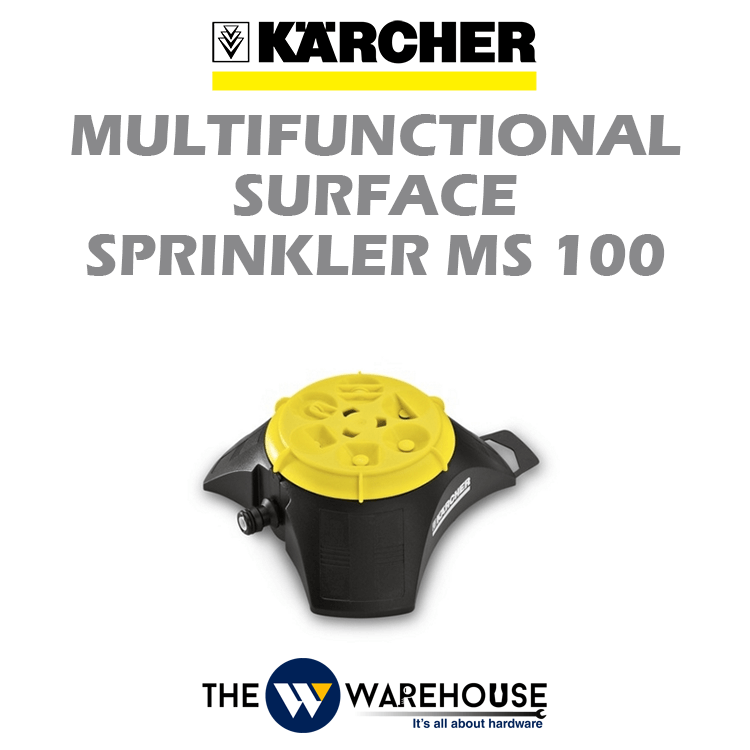 Karcher Multifunctional Surface Sprinkler MS 100