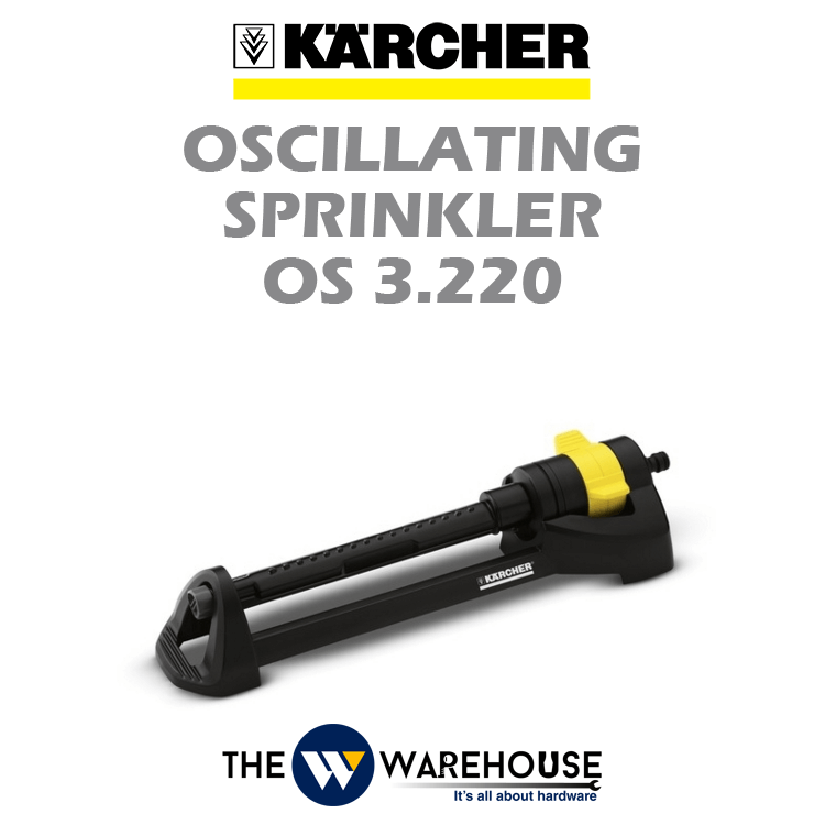 Karcher Oscillating Sprinkler OS 3.220