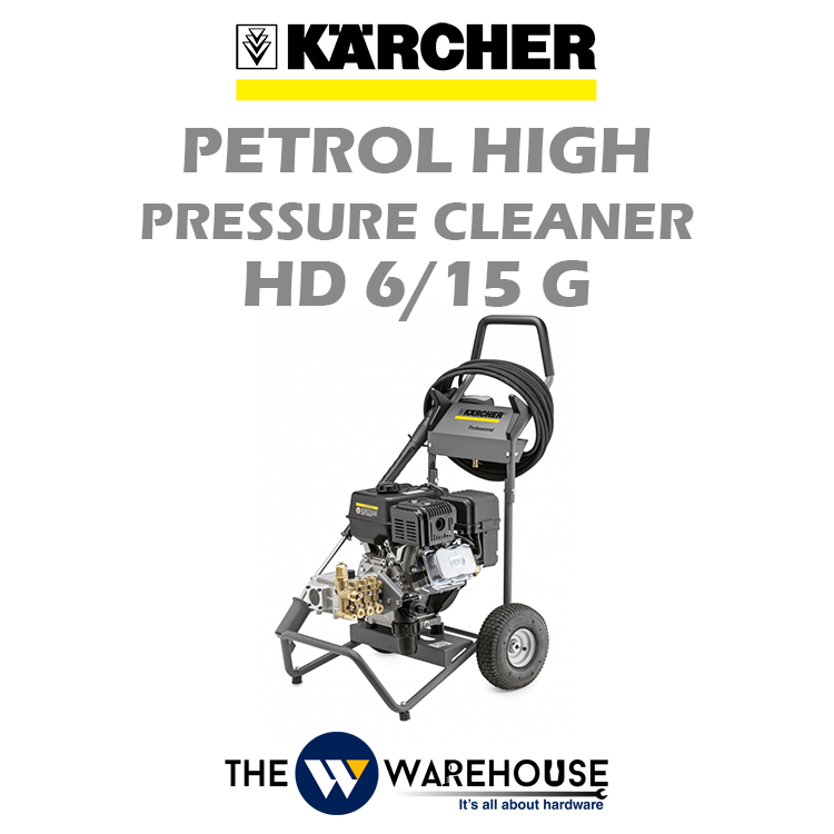 Karcher Petrol High Pressure Cleaner HD 6/15 G