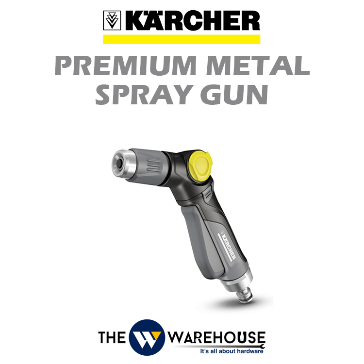 Karcher Premium Metal Spray Gun