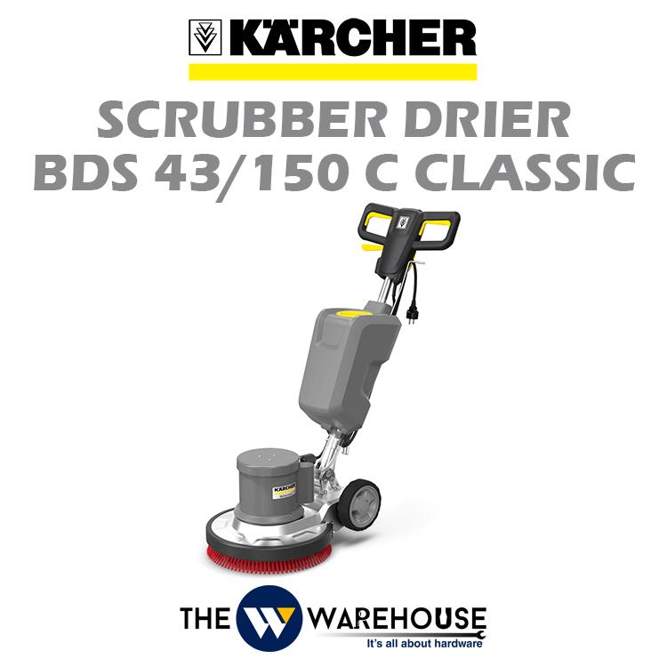 Karcher Scrubber Drier BDS 43/150 C Classic