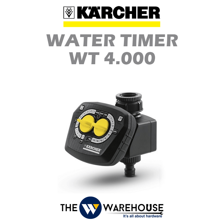 Karcher Water Timer WT 4