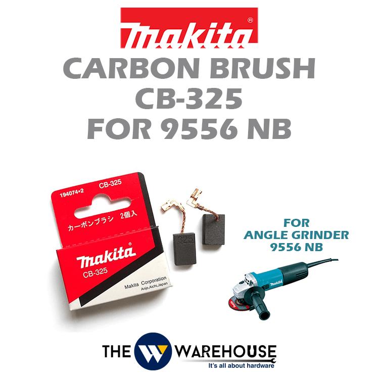 Makita Carbon Brush CB-325