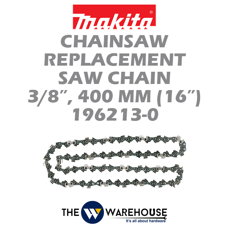 Makita Chainsaw Replacement Saw Chain 196213-0