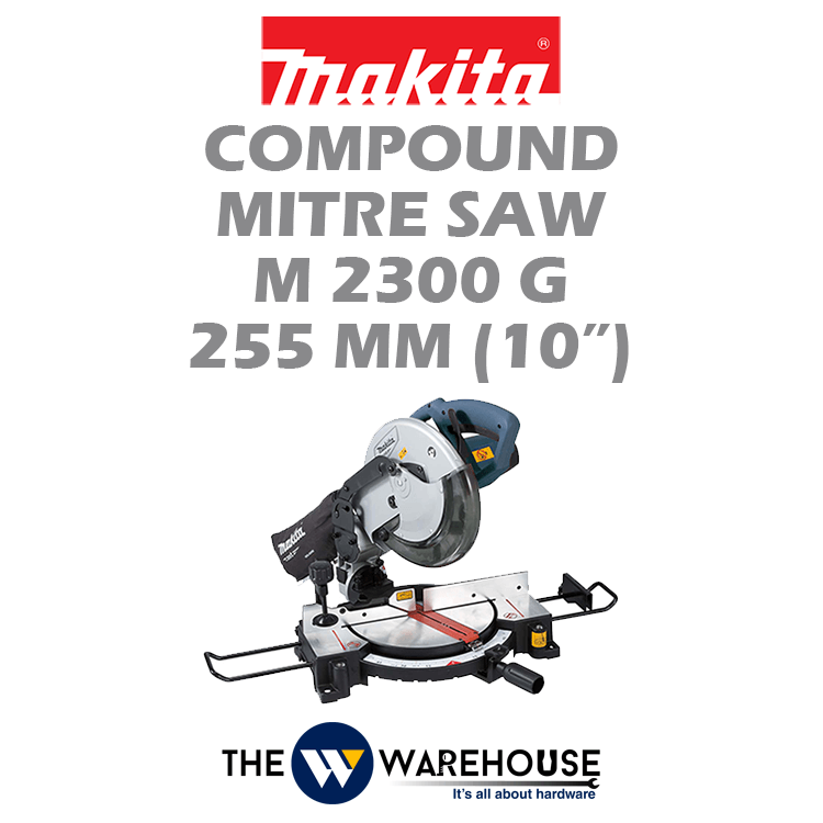 Makita Compound Mitre Saw M2300G