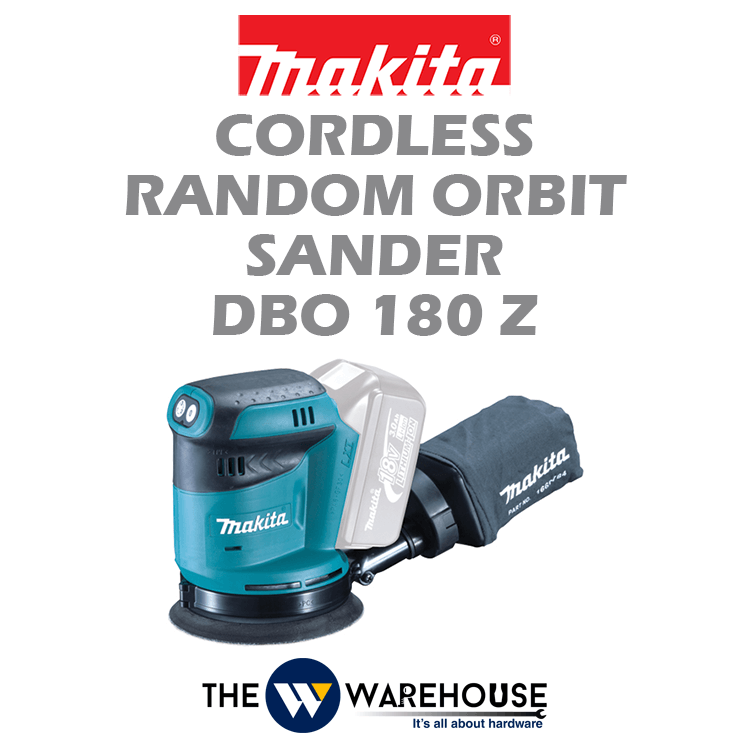 Makita DBO180Z DBO180Z Cordless 5-Inch Random Orbit Sander