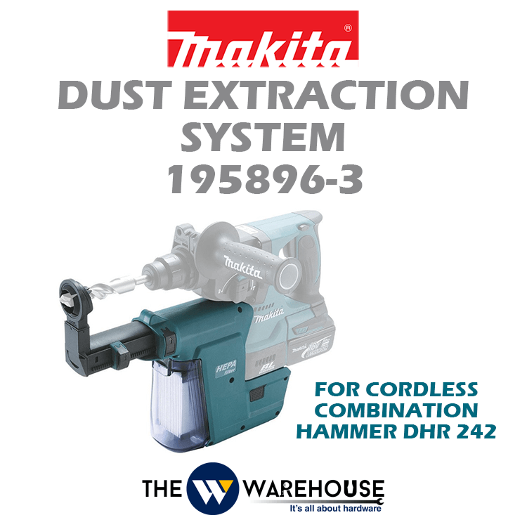 Makita Dust Extraction System 195896-3
