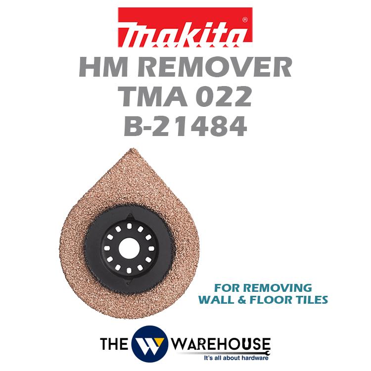 Makita HM Remover TMA022 B-21484