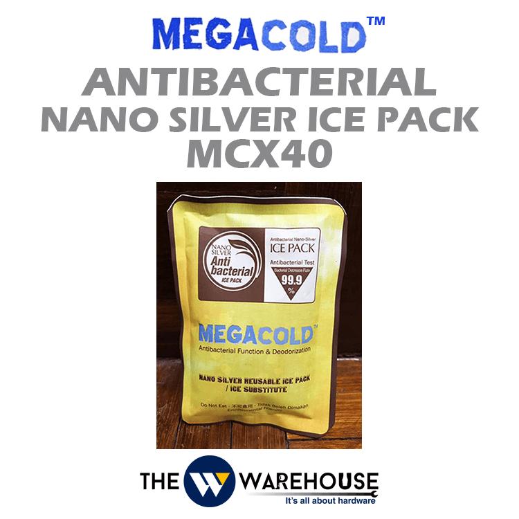 Nano Silver Anti Bacterial Megacold Ice Pack