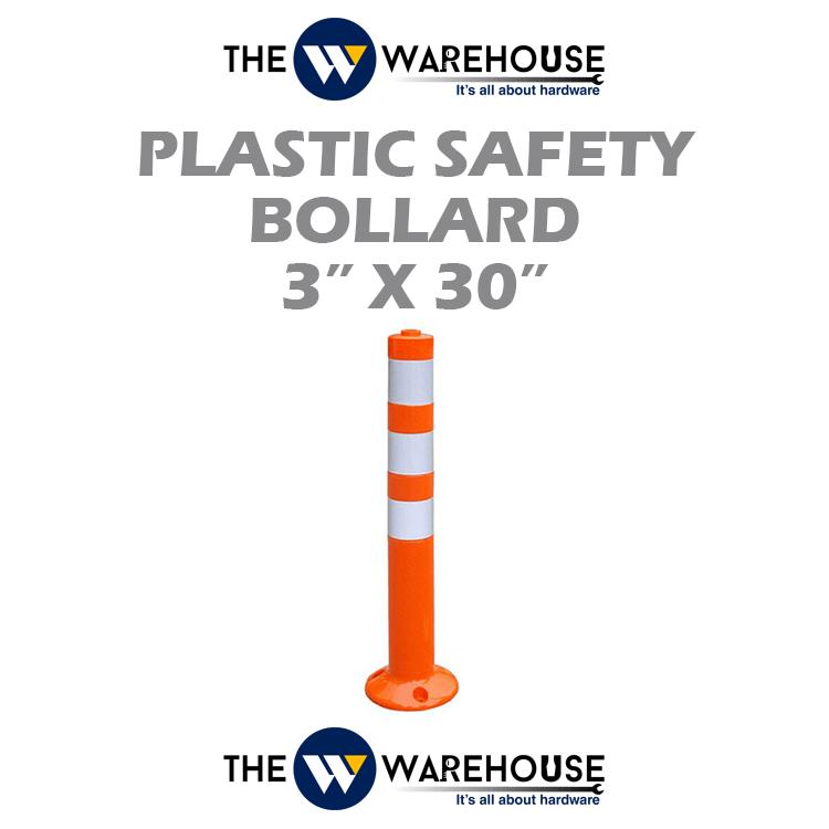 Plastic Safety Bollard 750 mm