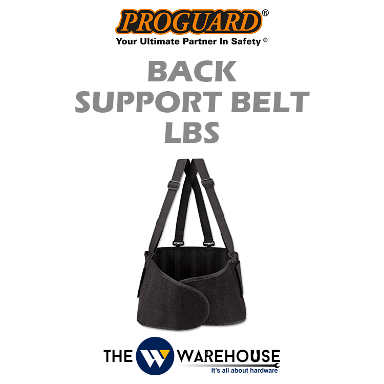 Proguard Back Support Belt