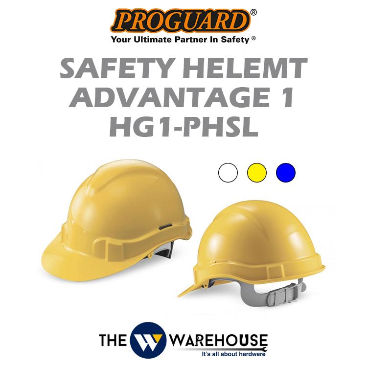 Proguard Safety Helmet Advantage 1 HG1-PHSL