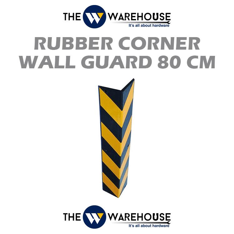 Rubber Corner Wall Guard