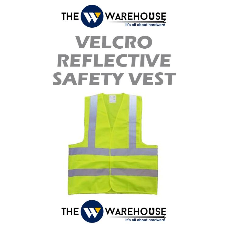 Velcro Reflective Safety Vest