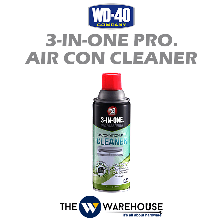 WD-40 3-in-One Professional Air Conditioner Cleaner