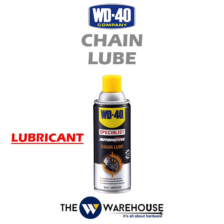 WD-40 Specialist Automotive Chain Lube
