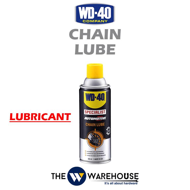 WD-40 Specialist Automotive Chain Lube