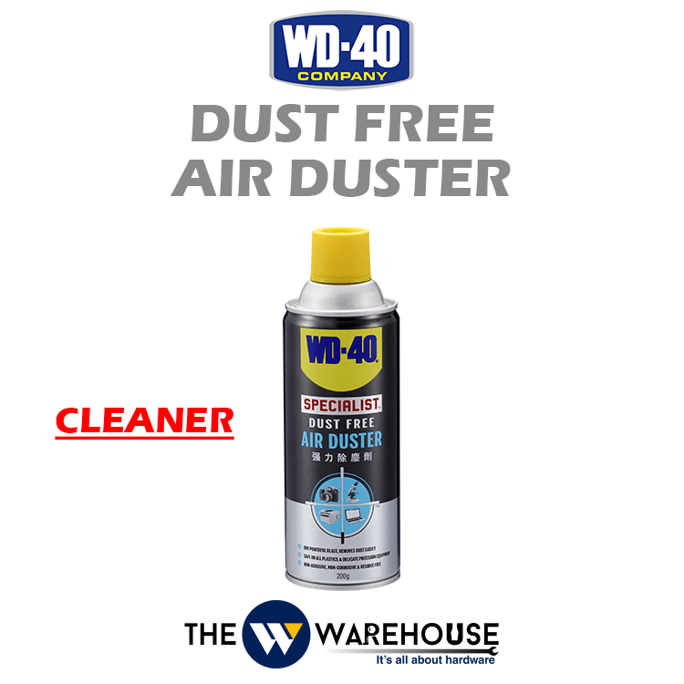 WD-40 Specialist Dust Free Air Duster