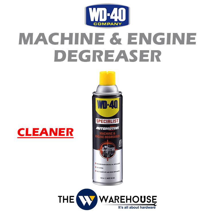 WD-40 Specialist Automotive Machine & Engine Degreaser