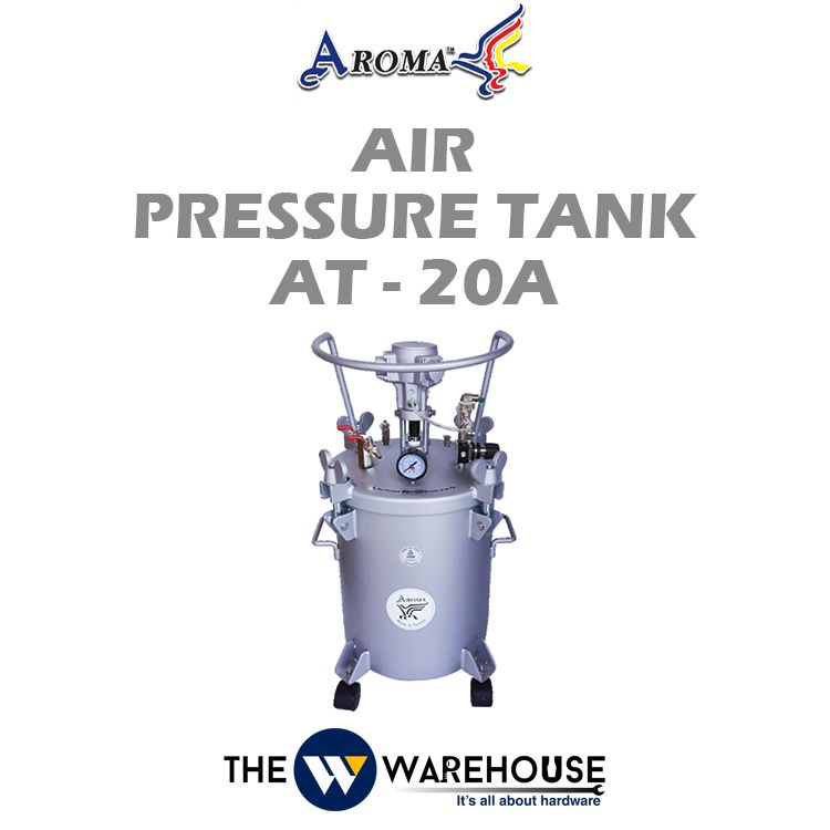 AROMA Air Pressure Tank AT-20A