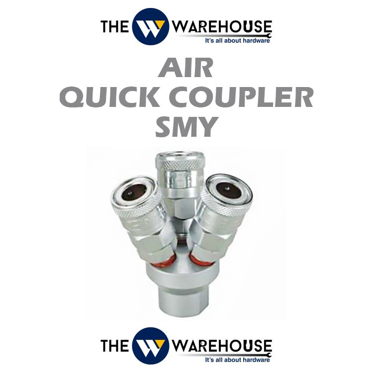 Air Quick Coupler SMY