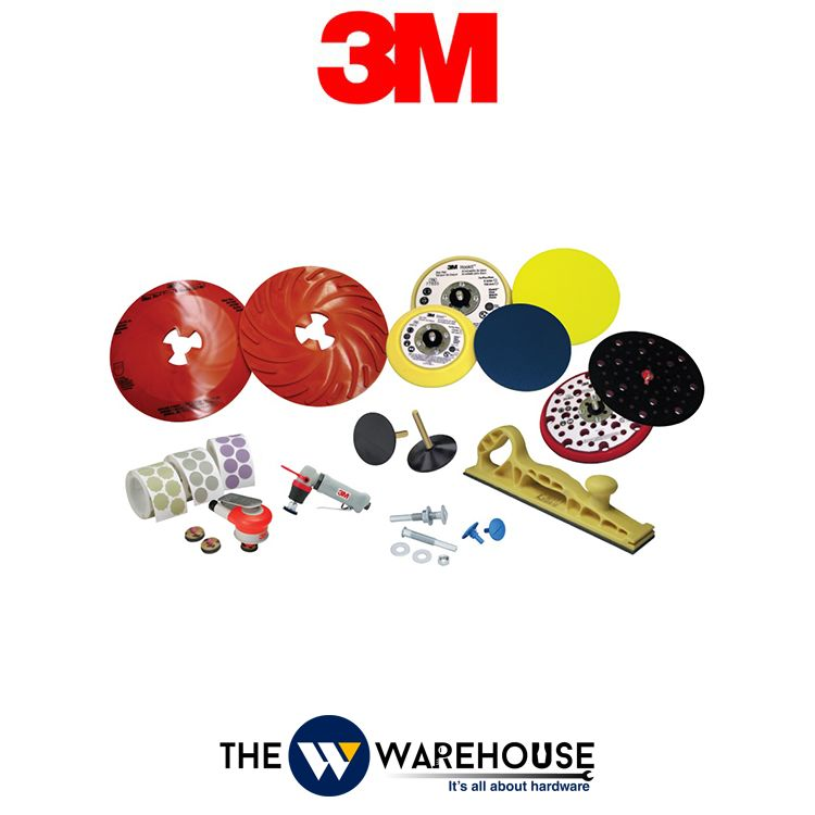 3M Abrasive Products