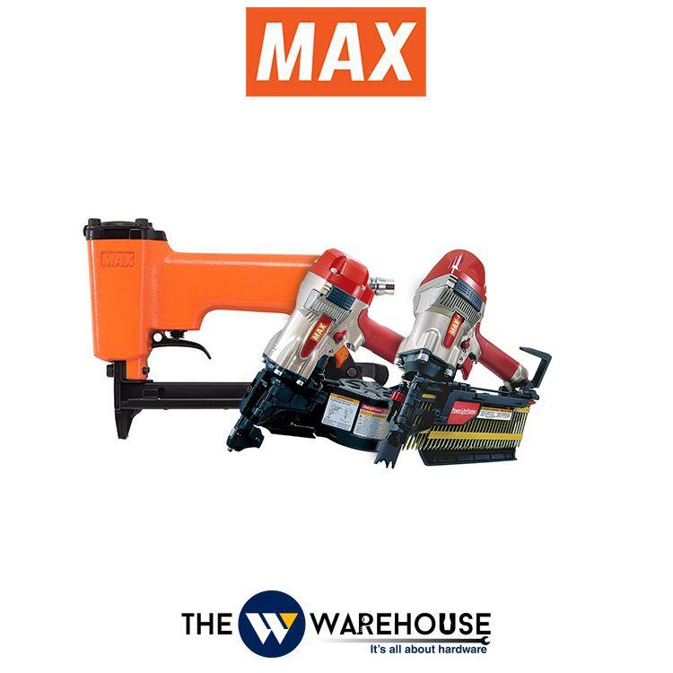 Max Air Nailers