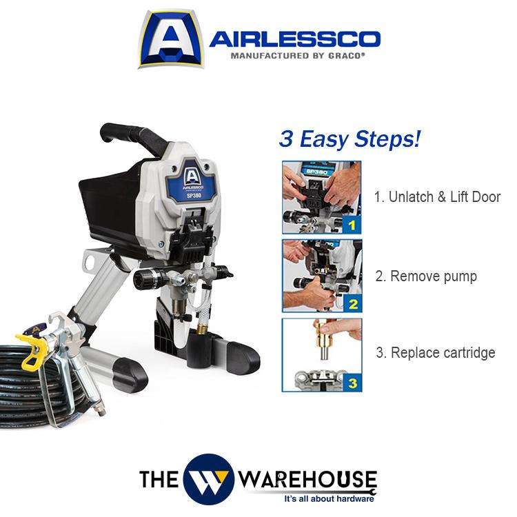 airlessco sp380 - p1
