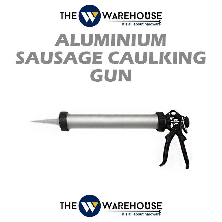 Aluminium Sausage Caulking Gun