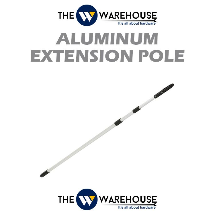 Aluminum Extension Pole