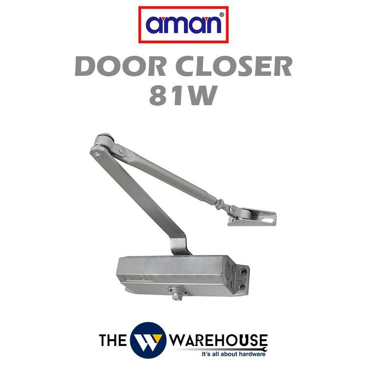 Aman Door Closer 81W