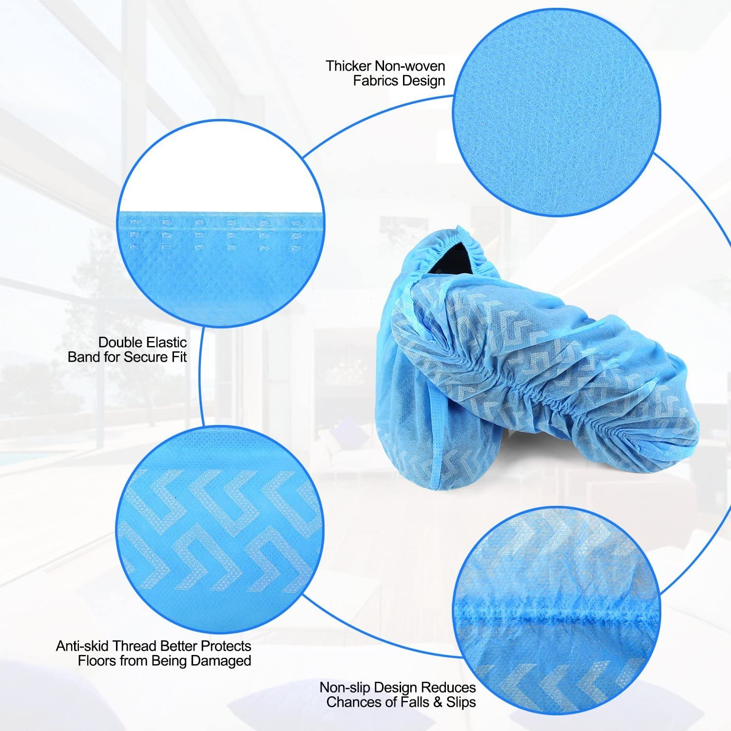 Non Woven Disposable Shoes Cover