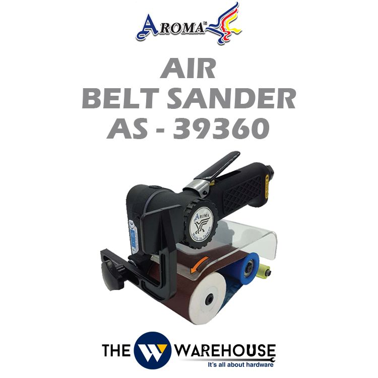 Aroma Air Belt Sander AS-39360