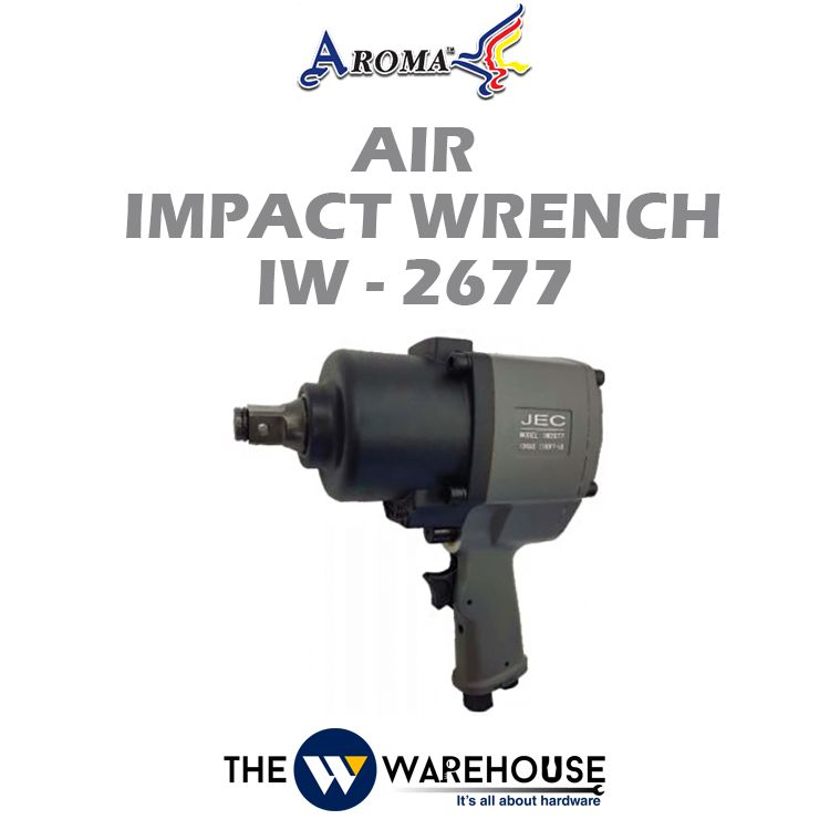 Aroma Air Impact Wrench IW-2677