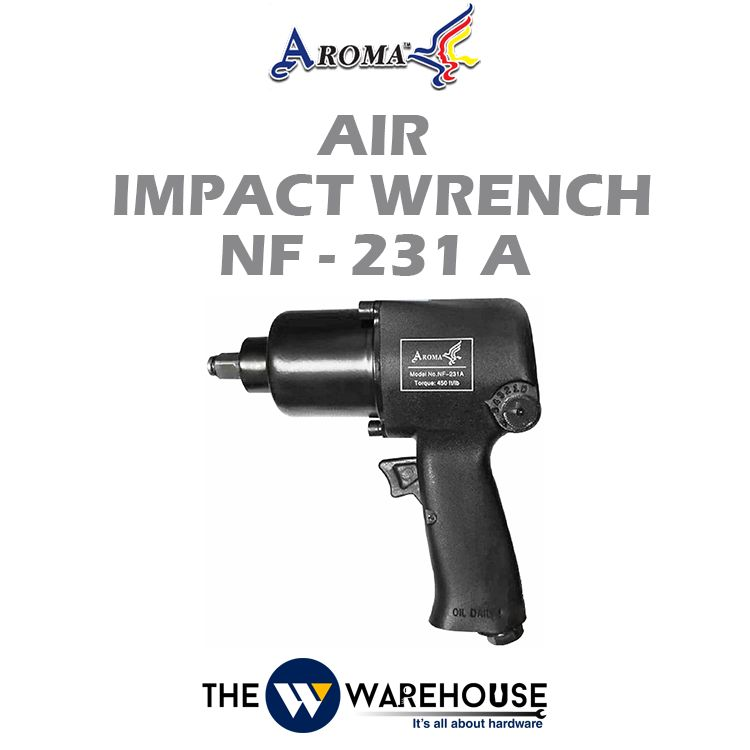 Aroma Air Impact Wrench NF-231A