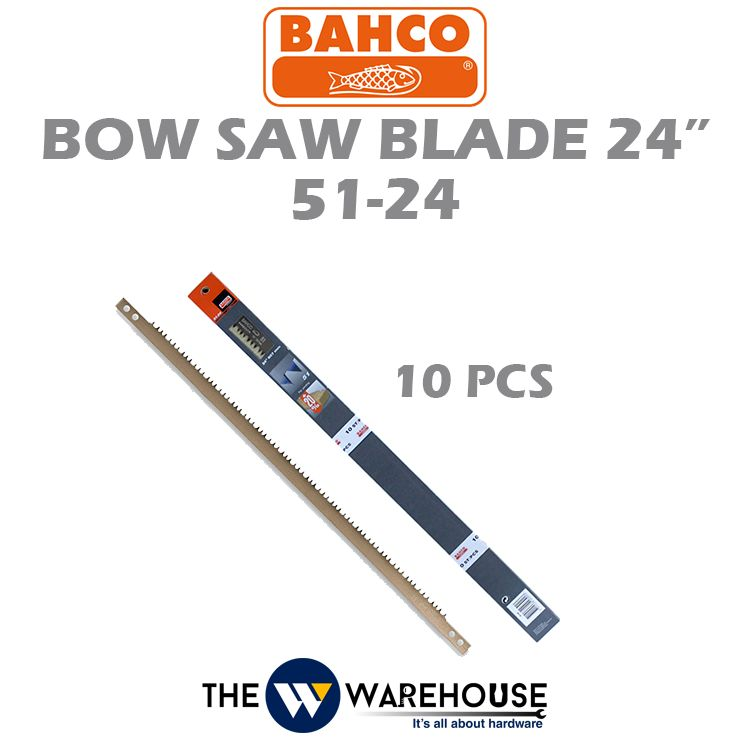 Bahco Bow Saw Blade 51-24