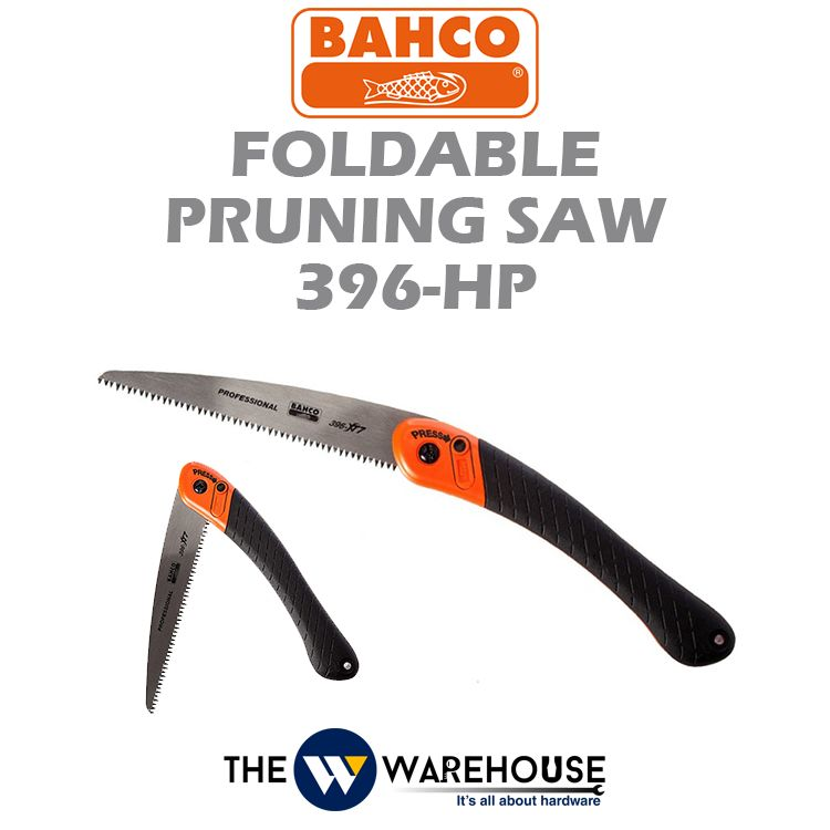 Bahco Foldable Pruning Saw 396-HP