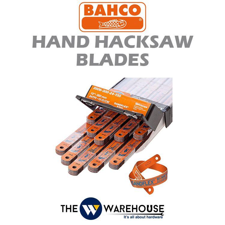 Bahco Hacksaw Blades 300 mm