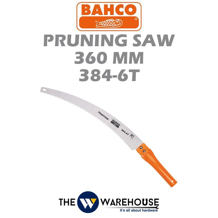 Bahco Pruning Saw 384-6T