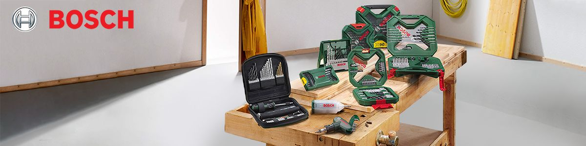 Bosch Accessories Set