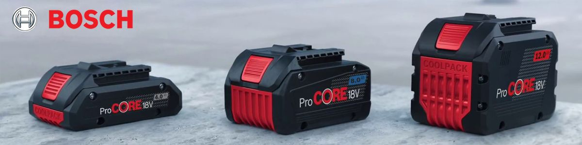 Bosch Procore Battery